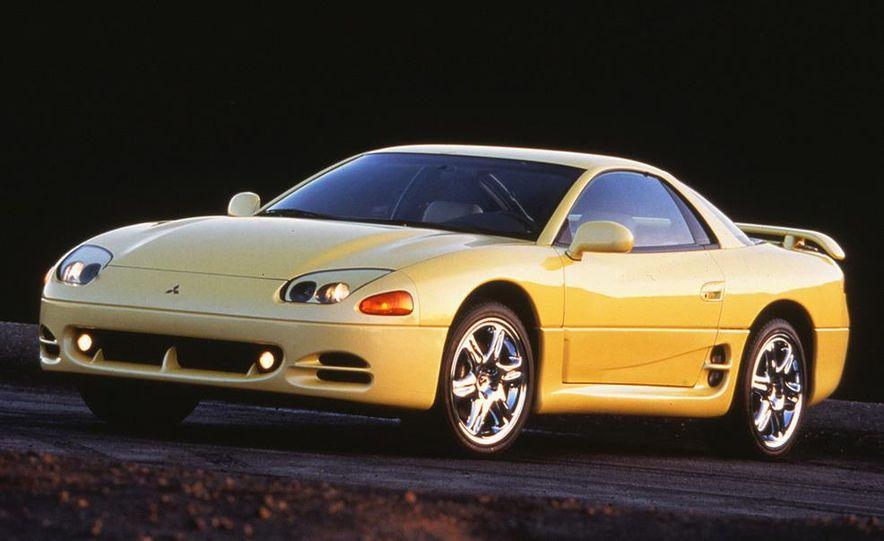 1990 Mitsubishi Eclipse - Slide 4