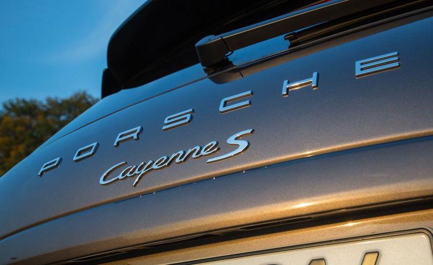 2013 Porsche Cayenne S diesel - Slide 15