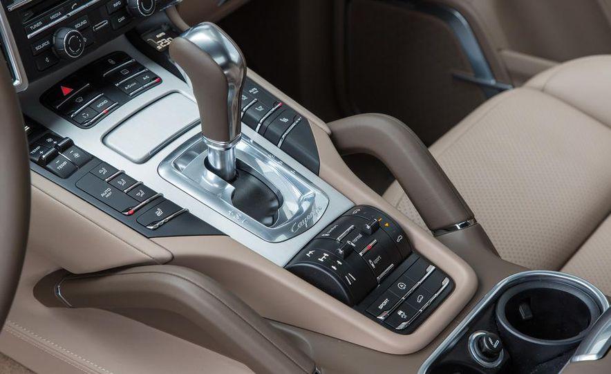 2013 Porsche Cayenne S diesel - Slide 40