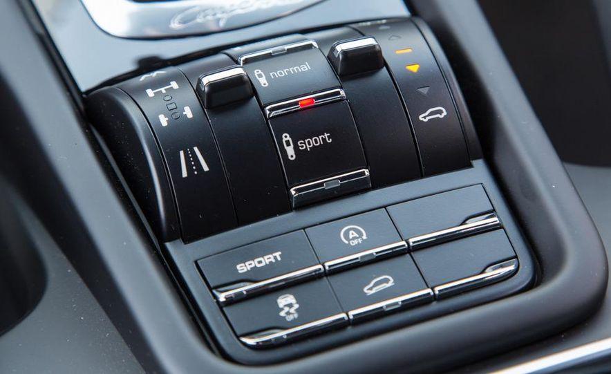 2013 Porsche Cayenne S diesel - Slide 30