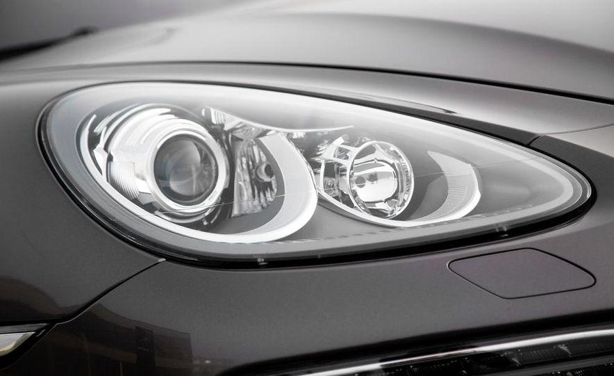 2013 Porsche Cayenne S diesel - Slide 37