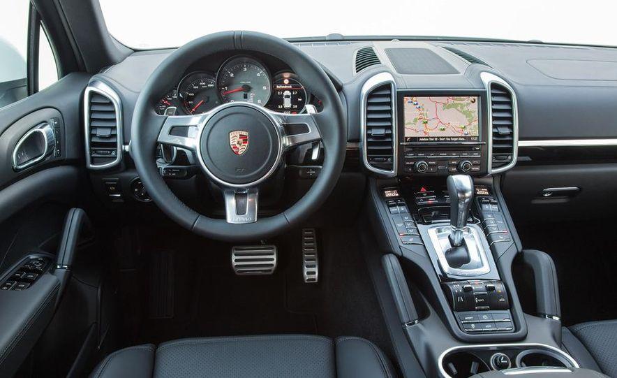 2013 Porsche Cayenne S diesel - Slide 28