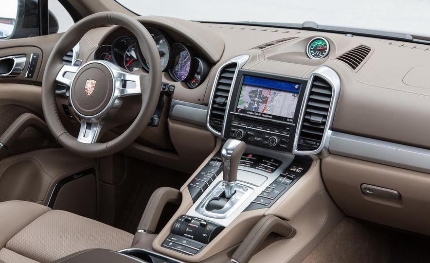 2013 Porsche Cayenne S diesel - Slide 38