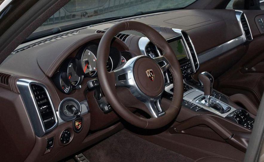 2013 Porsche Cayenne S diesel - Slide 6