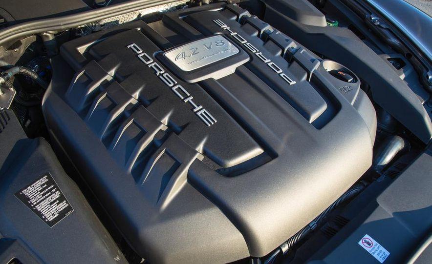 2013 Porsche Cayenne S diesel - Slide 20