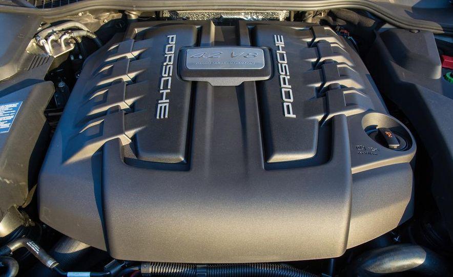 2013 Porsche Cayenne S diesel - Slide 21