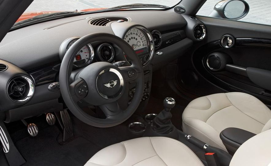 2014 Mini Cooper hatchback (spy photo) - Slide 16