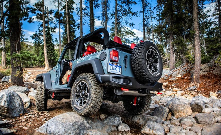 2013 Jeep Wrangler Rubicon 10th Anniversary Edition - Slide 40