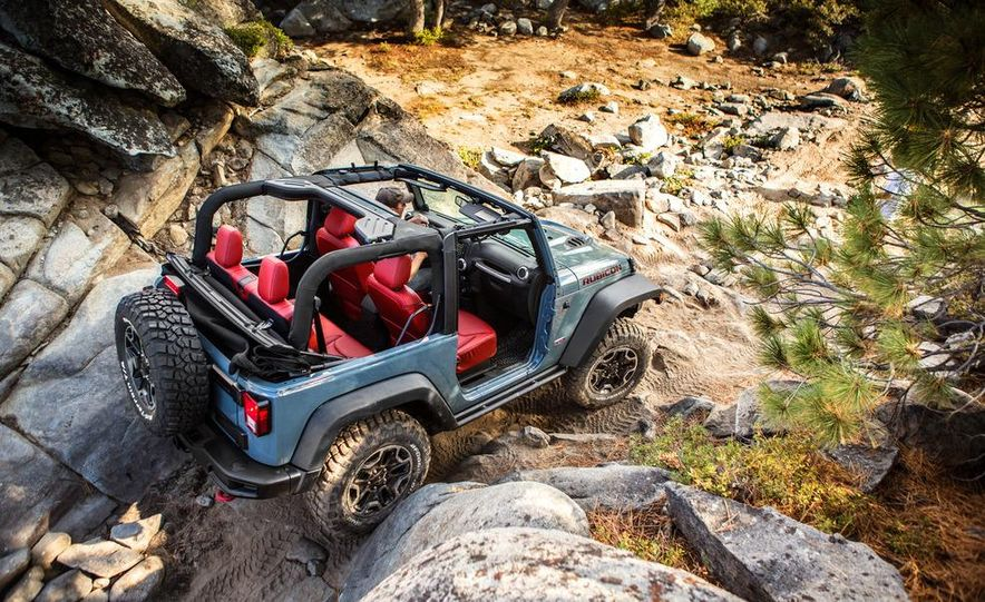 2013 Jeep Wrangler Rubicon 10th Anniversary Edition - Slide 42