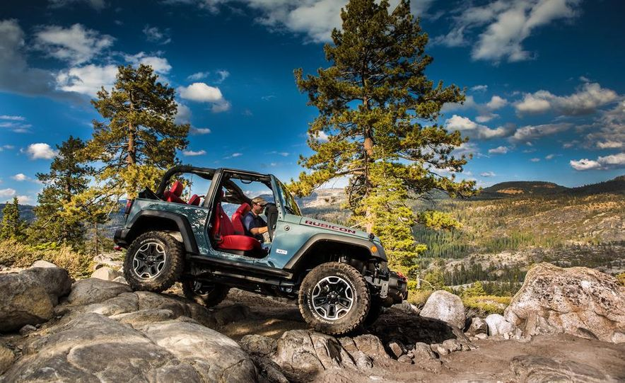 2013 Jeep Wrangler Rubicon 10th Anniversary Edition - Slide 43