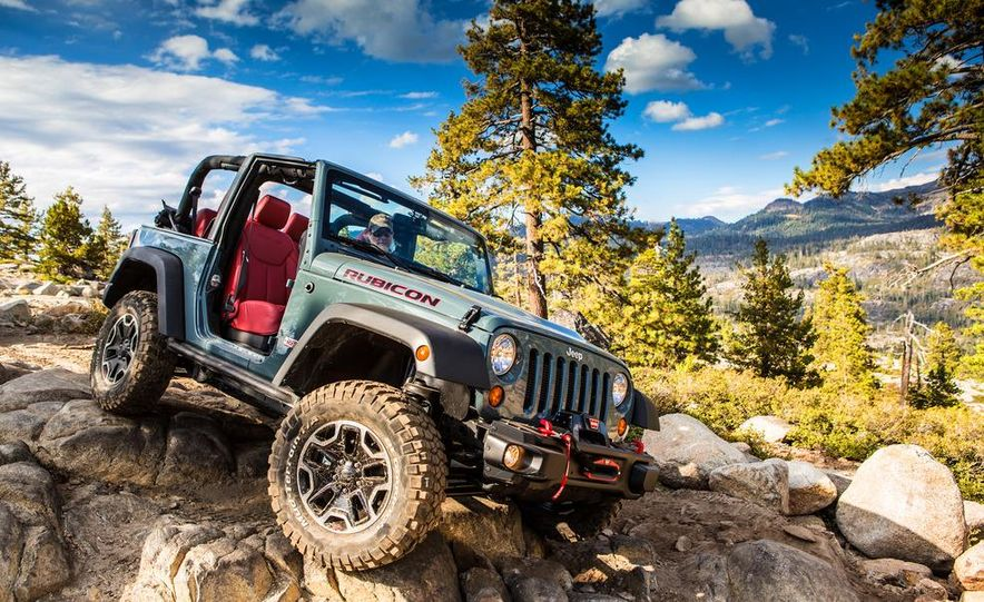 2013 Jeep Wrangler Rubicon 10th Anniversary Edition - Slide 44