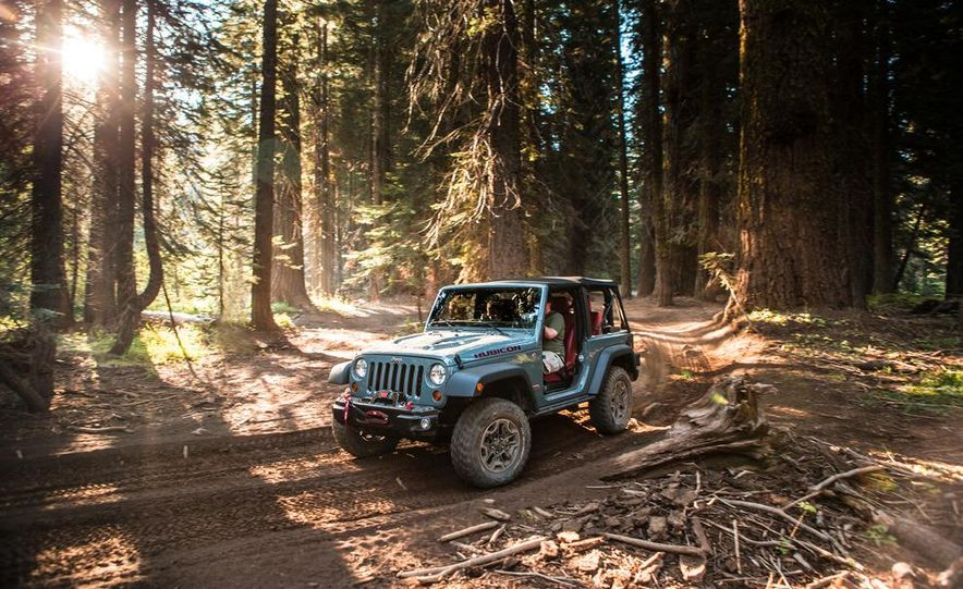 2013 Jeep Wrangler Rubicon 10th Anniversary Edition - Slide 45