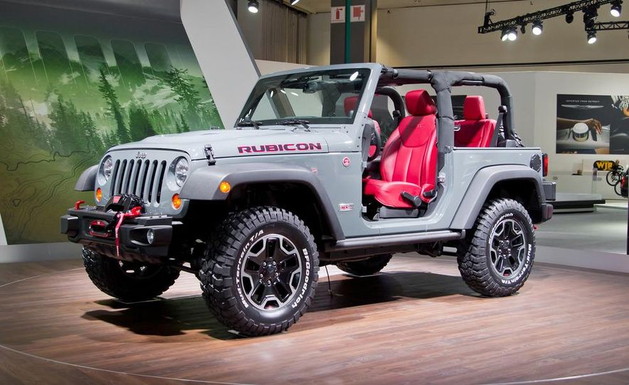 2013 Jeep Wrangler Rubicon 10th Anniversary Edition - Slide 1