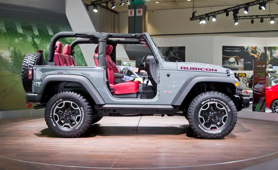 2013 Jeep Wrangler Rubicon 10th Anniversary Edition - Slide 5