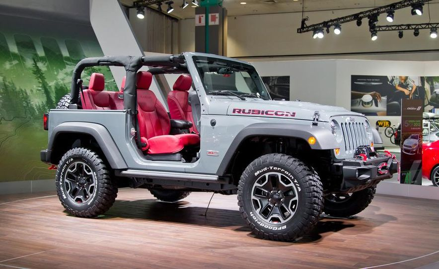 2013 Jeep Wrangler Rubicon 10th Anniversary Edition - Slide 6