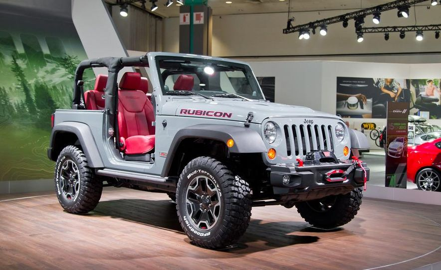 2013 Jeep Wrangler Rubicon 10th Anniversary Edition - Slide 7