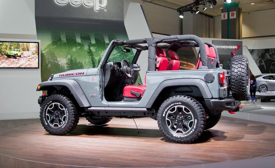 2013 Jeep Wrangler Rubicon 10th Anniversary Edition - Slide 16