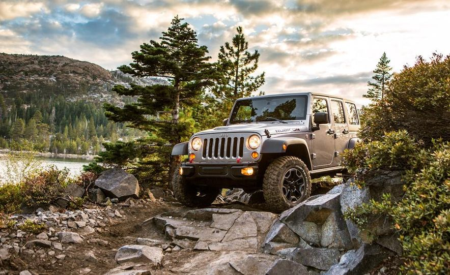 2013 Jeep Wrangler Rubicon 10th Anniversary Edition - Slide 26