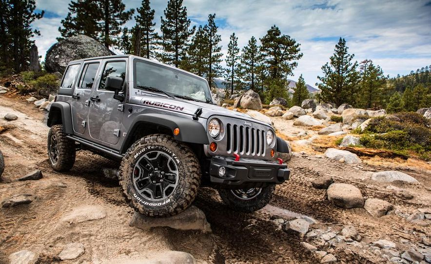 2013 Jeep Wrangler Rubicon 10th Anniversary Edition - Slide 27
