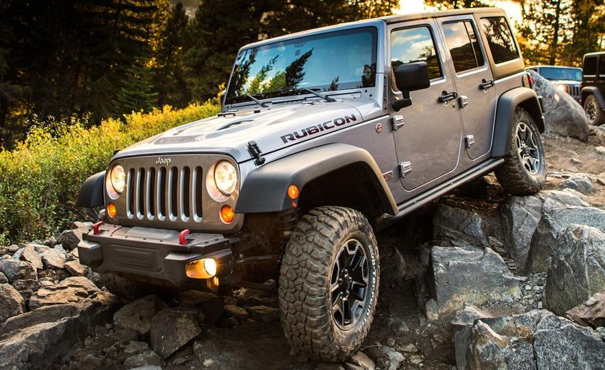 2013 Jeep Wrangler Rubicon 10th Anniversary Edition - Slide 30