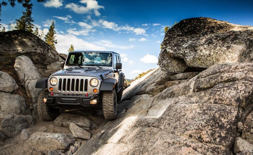 2013 Jeep Wrangler Rubicon 10th Anniversary Edition - Slide 32