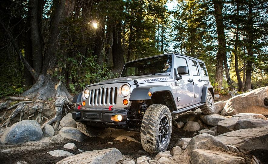 2013 Jeep Wrangler Rubicon 10th Anniversary Edition - Slide 34