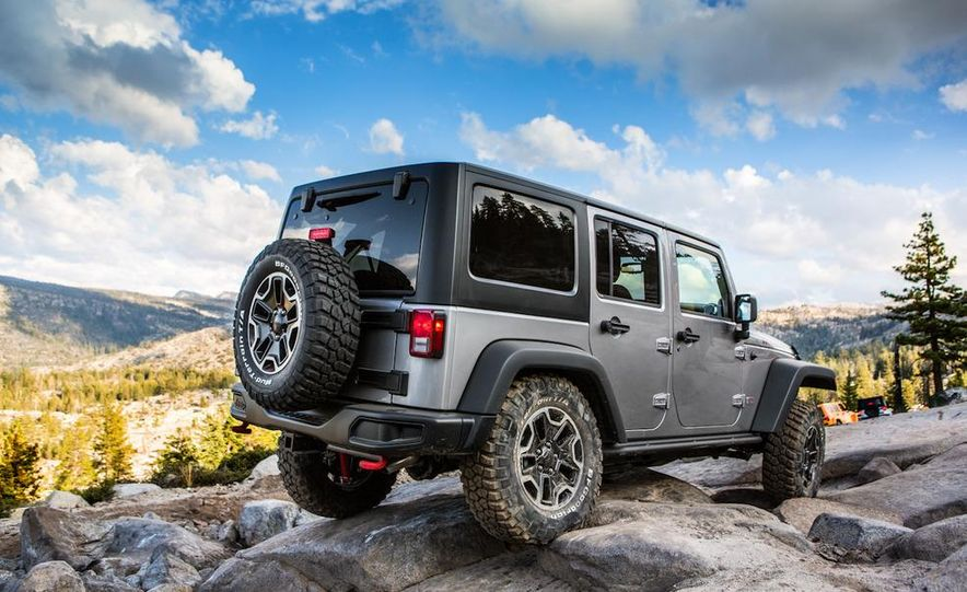 2013 Jeep Wrangler Rubicon 10th Anniversary Edition - Slide 37