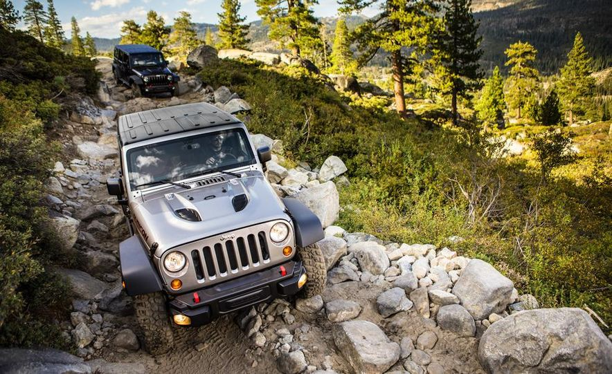2013 Jeep Wrangler Rubicon 10th Anniversary Edition - Slide 33