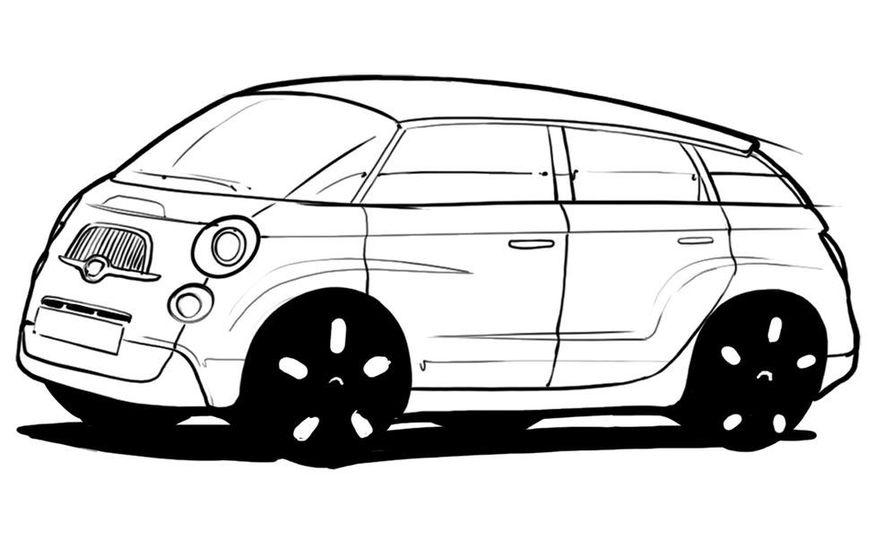 2014 Fiat 500L Trekking - Slide 54