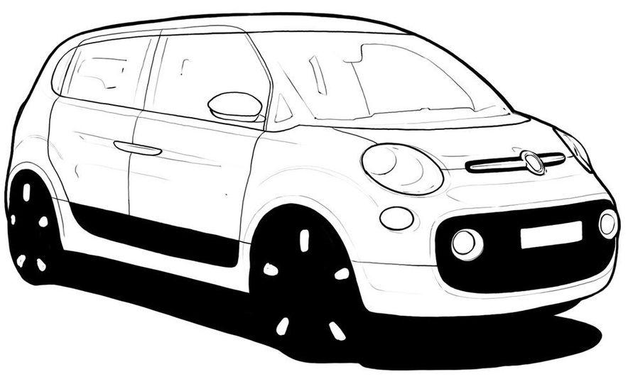 2014 Fiat 500L Trekking - Slide 56