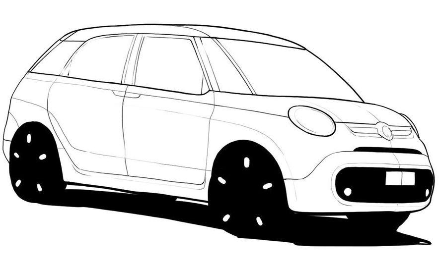 2014 Fiat 500L Trekking - Slide 57