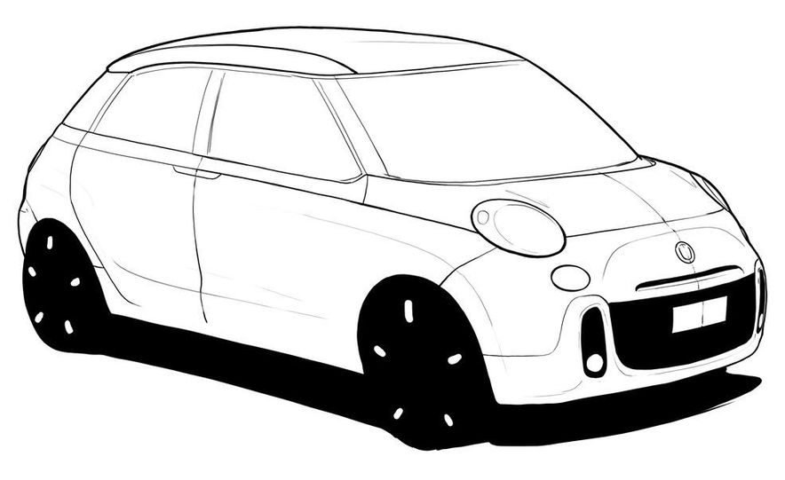 2014 Fiat 500L Trekking - Slide 58