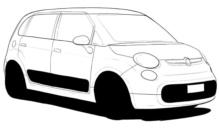 2014 Fiat 500L Trekking - Slide 59