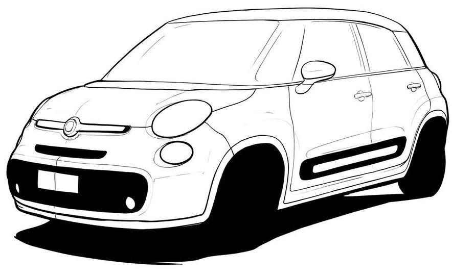 2014 Fiat 500L Trekking - Slide 60