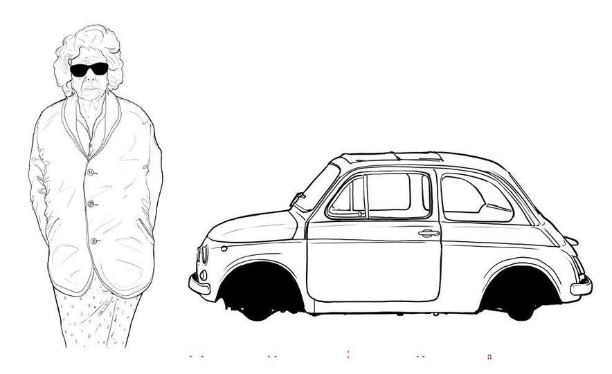 2014 Fiat 500L Trekking - Slide 66