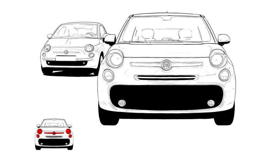 2014 Fiat 500L Trekking - Slide 68