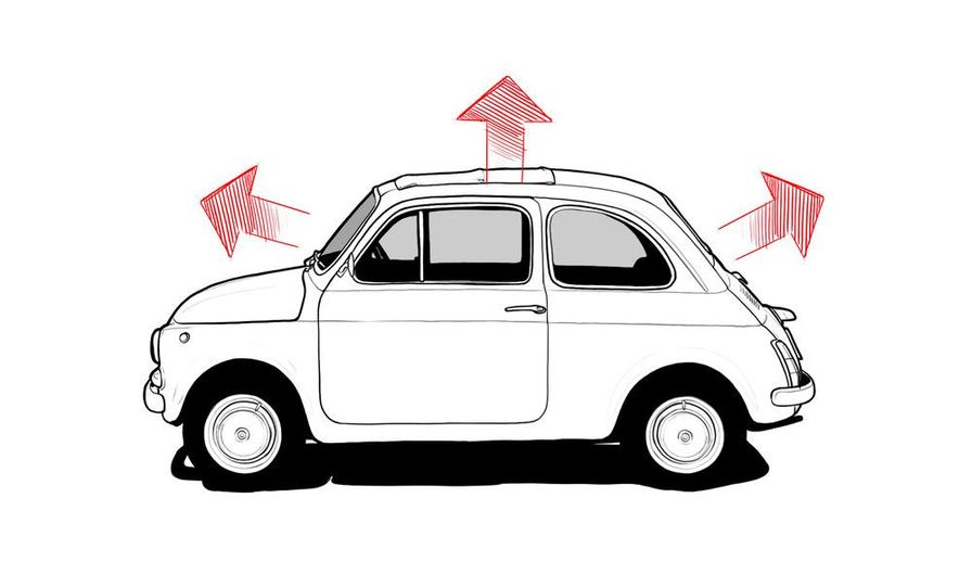 2014 Fiat 500L Trekking - Slide 69