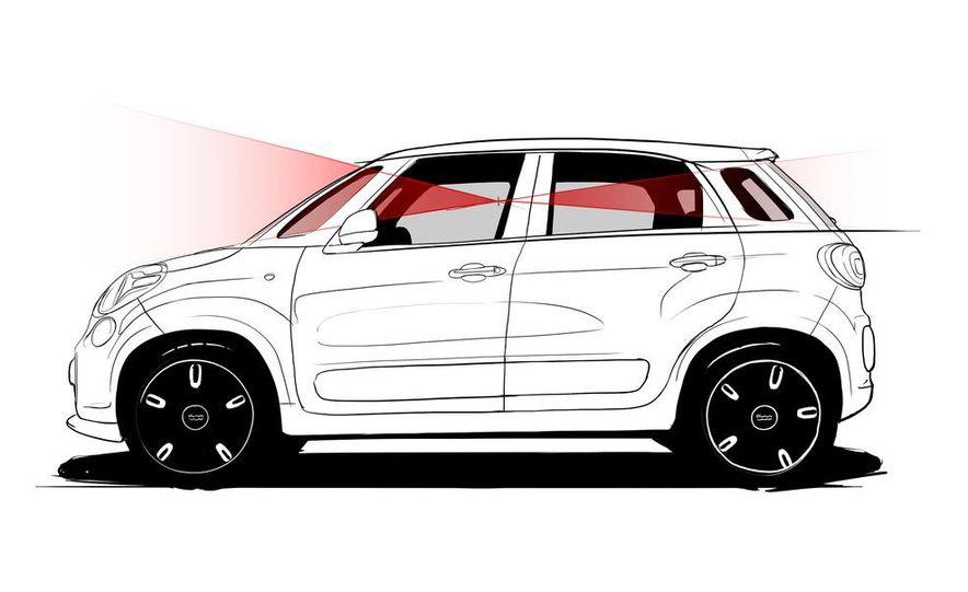 2014 Fiat 500L Trekking - Slide 71