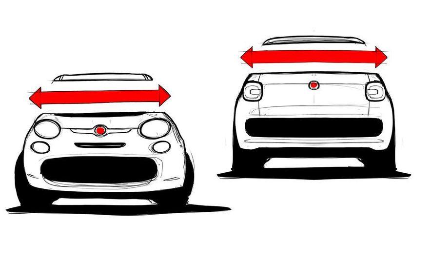 2014 Fiat 500L Trekking - Slide 73