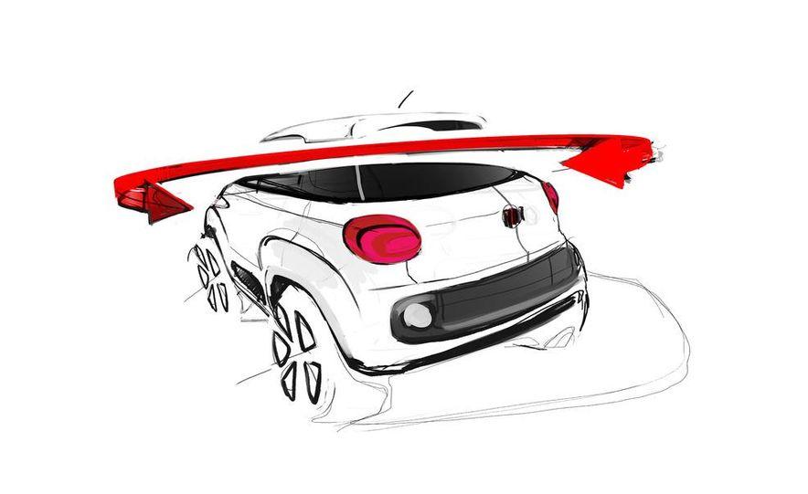2014 Fiat 500L Trekking - Slide 74