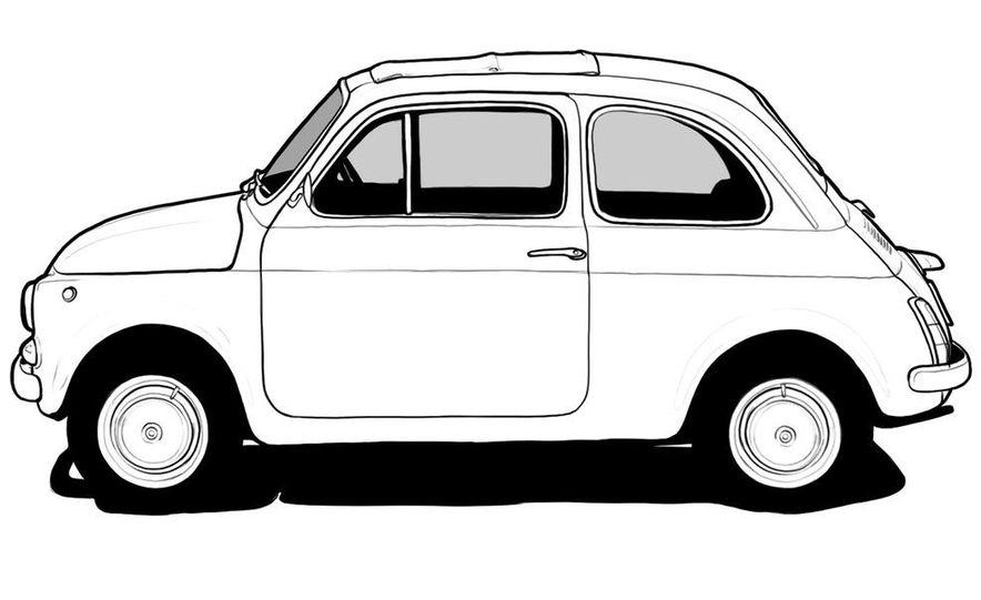 2014 Fiat 500L Trekking - Slide 75