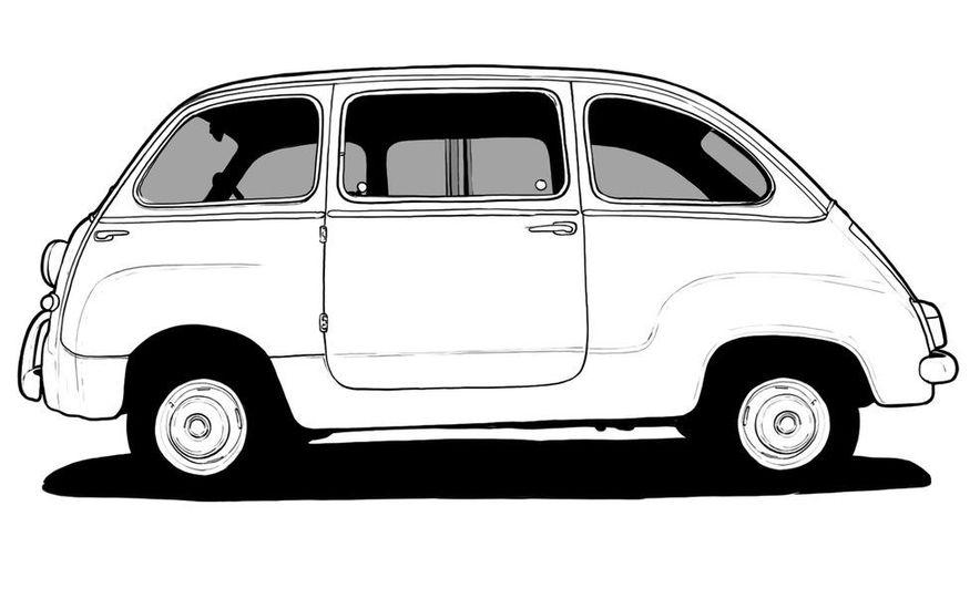 2014 Fiat 500L Trekking - Slide 77