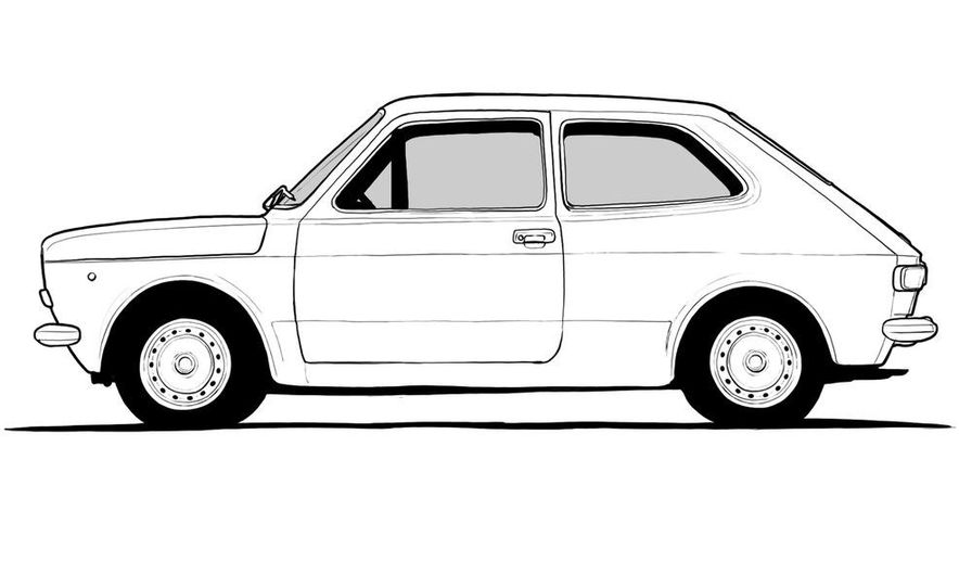 2014 Fiat 500L Trekking - Slide 78