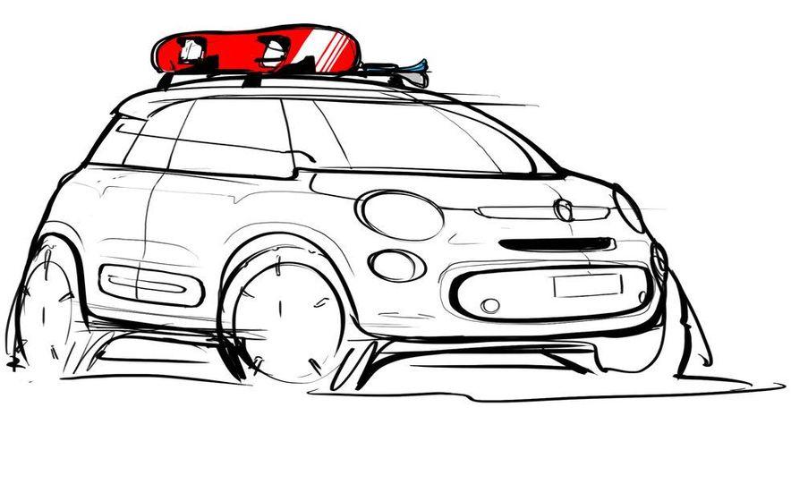 2014 Fiat 500L Trekking - Slide 88
