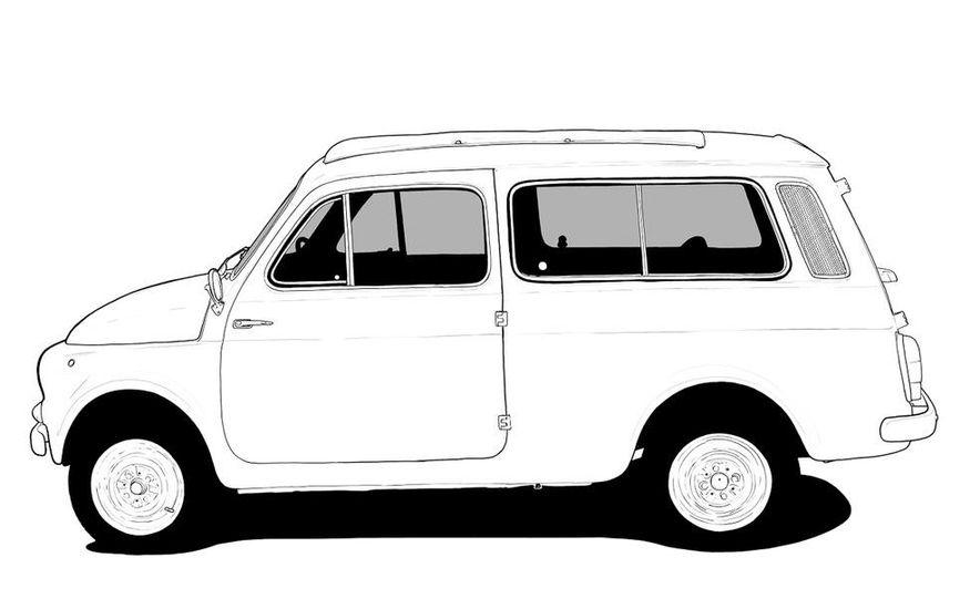 2014 Fiat 500L Trekking - Slide 94