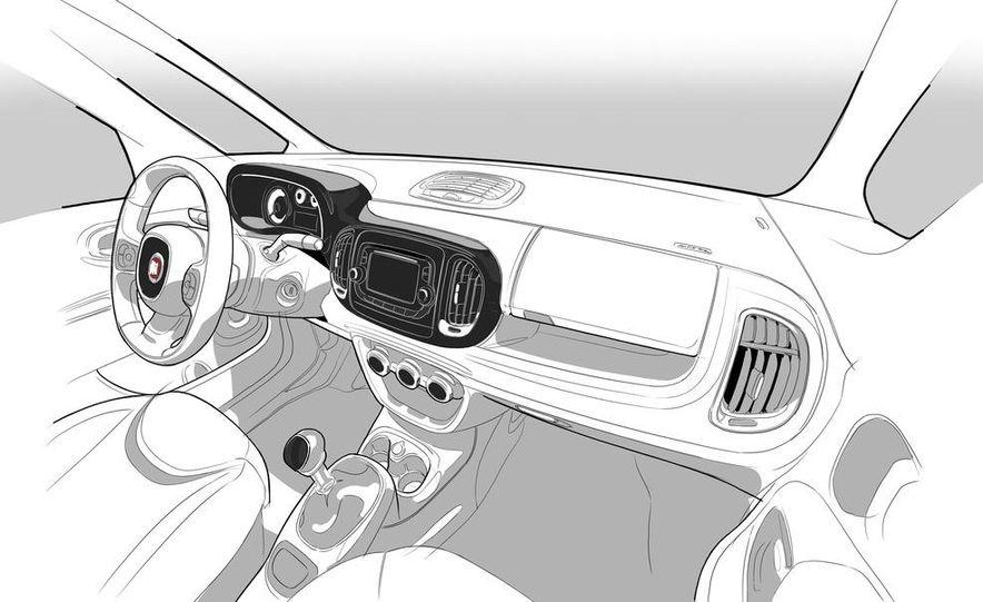 2014 Fiat 500L Trekking - Slide 95