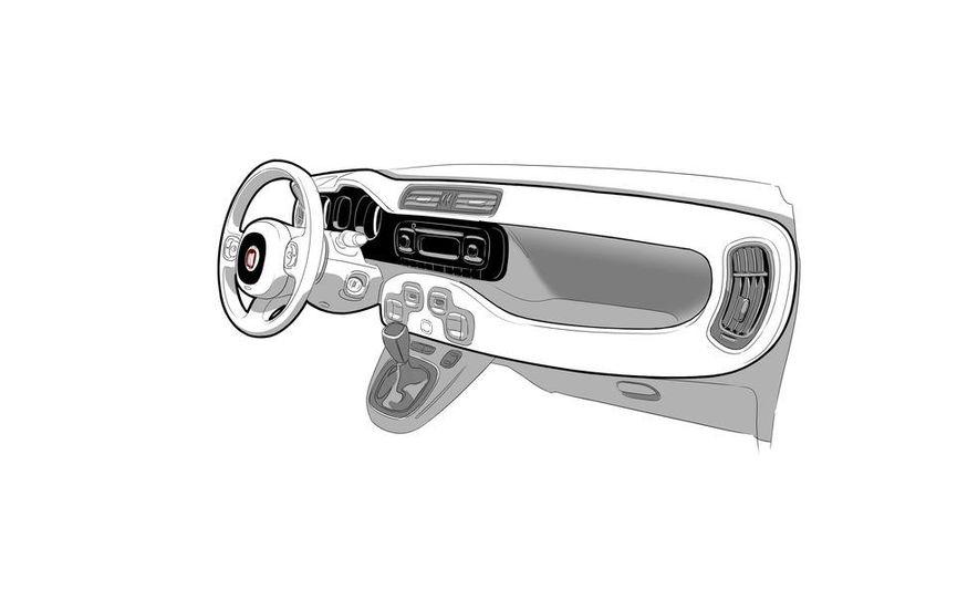 2014 Fiat 500L Trekking - Slide 97