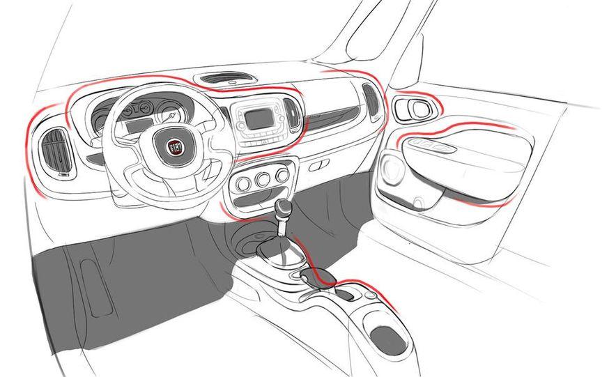 2014 Fiat 500L Trekking - Slide 99
