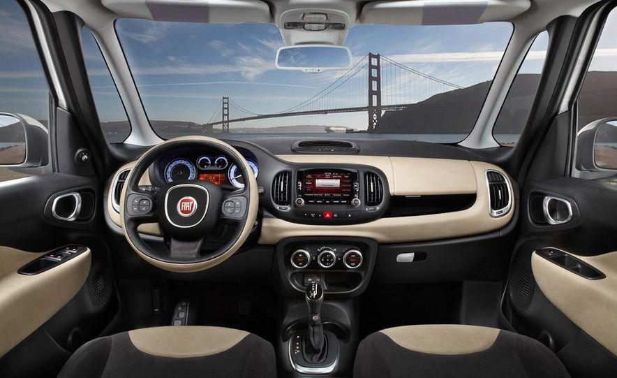 2014 Fiat 500L Trekking - Slide 48
