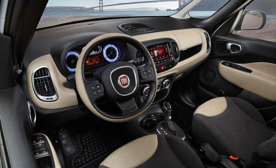 2014 Fiat 500L Trekking - Slide 50